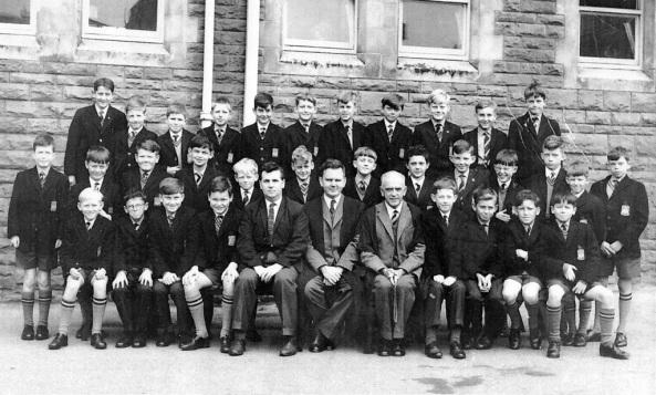 1st form 1963