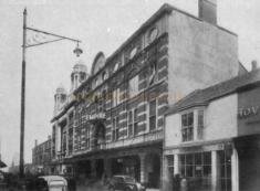 Empire Theatre Oxford Street 1949