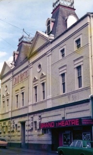 Grand Theatre Swansea
