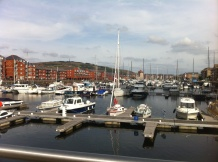 Swansea Marina (old South Dock)