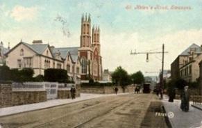 Postcard St Helens Road Swansea