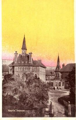 Old Hospital St Helens Road Swansea