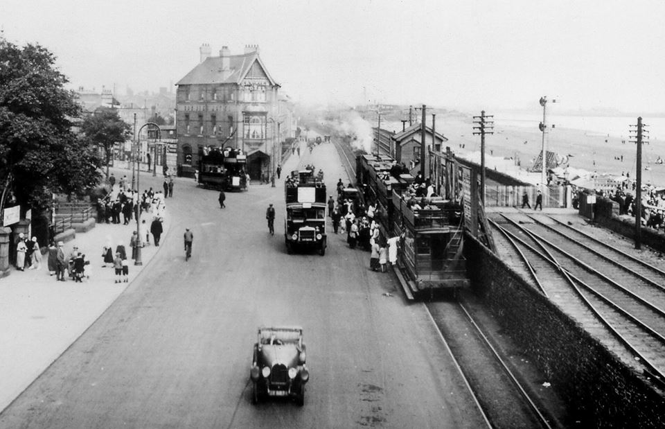 oystermouth road - The Swansea & Mumbles Railway