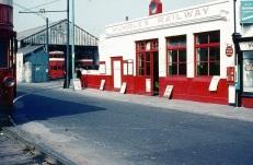 Rutland street Terminus for the Mumbles Railway
