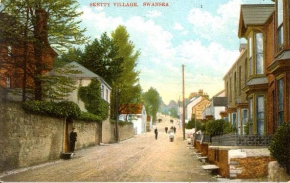 Sketty Village