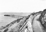 Mumbles pier early view
