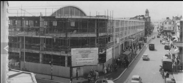 Swansea new market