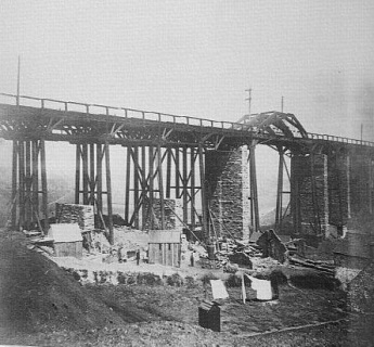 GWR Railway Bridge over the Tawe