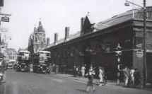Original Oxford street facade