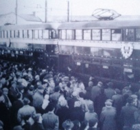 mumbles tram 1960