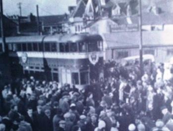 Farewell to the railway 1960