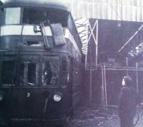 Demolition started immediately in 1960