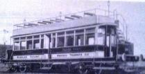 Swansea Mumbles railway car