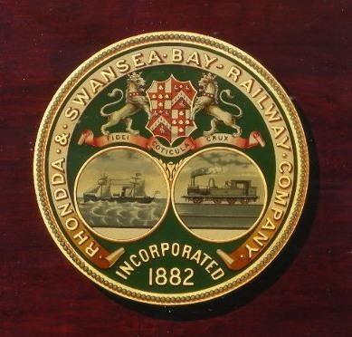 Swansea Bay Railway Insignia