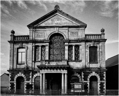 Libanus Chapel 1990 Swansea
