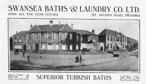 Swansea Baths & Laundry