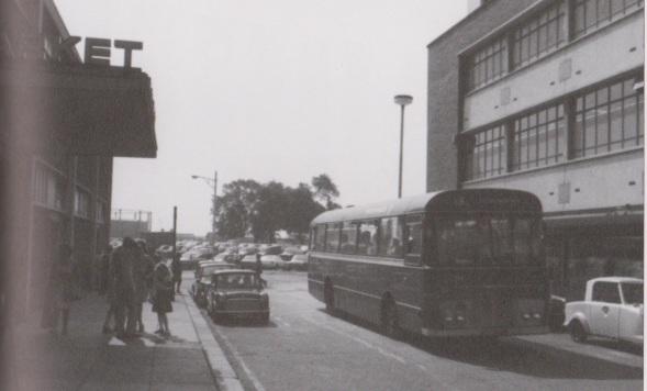 Union Street Swansea 1970s