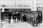 Swansea - Richardson Street parade first world war