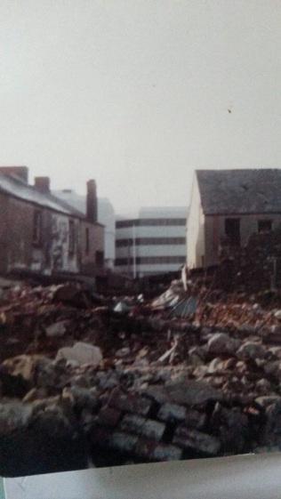 Paxton Street Swansea 1980s