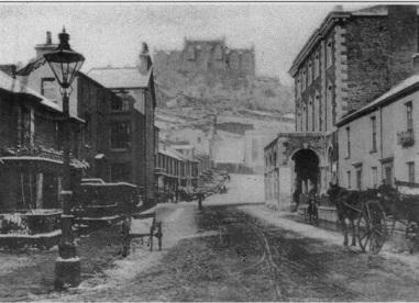 Craddock Street 1850s