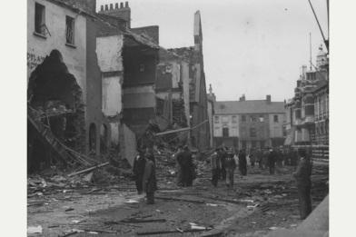 Adelaide Street 1941