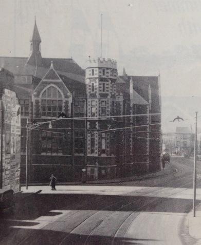 1930s Dynevor School in Swansea