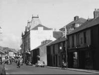 Singleton Street swansea 1950