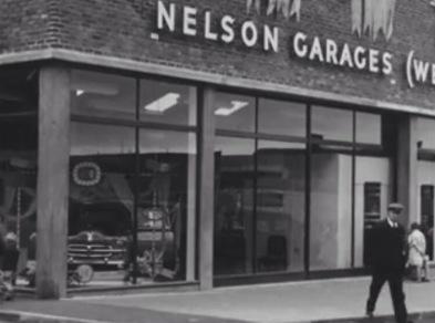 Nelsons Garages Singleton Street