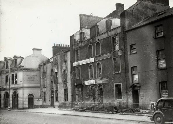 Rutland Street Swansea
