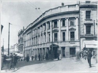 temple street swansea bombing 1941 Bank