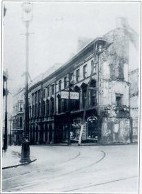 Early Temple street in Swansea