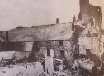 Swansea Castle early photo